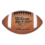 Wilson GST 1003 NCAA/HS Leather Game Football