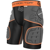 Shock Doctor Ultra Shockskin 5 Pad Impact Football Girdle