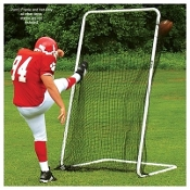 Fisher PUNT2 Portable Kicking Cage and Net