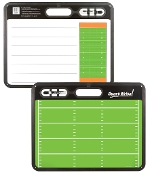 Sport Write Classic Football Coaching Board