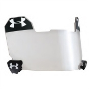 Under Armour Football Visor - Gray