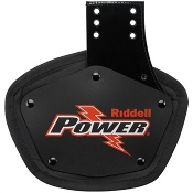 Riddell Power PK Football Shoulder Pad Back Plate