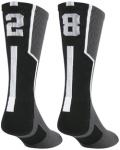 Twin City Player ID Sock - Black