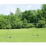 Fisher Portable Football Goal Post