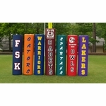 Fisher Pro Sports Football Goal Post Pad