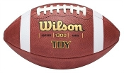 Wilson TDY Leather Youth Game Football