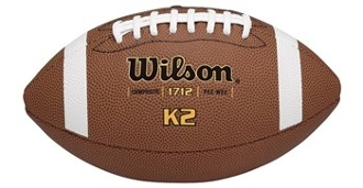 Wilson K2 Composite Youth Football