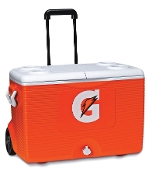 Gatorade 60 Quart Ice Chest w/ Wheels