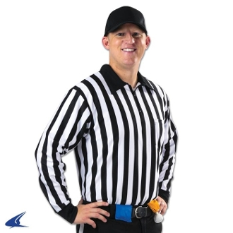 Champro Football Officials Long Sleeve Shirt