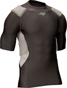 Riddell Power Cg Adult Padded Football Shirt