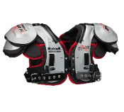 Riddell Power SPX Adult Football Shoulder Pads - Linemen